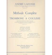 Méthode Complète de Trombone 3 Coulisse