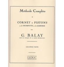Méthode de Cornet ou Trompette Vol. 2