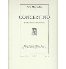Concertino/ Red.Pno.