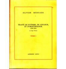 Traité de Rythme, de Couleur et d? O. I