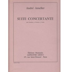 Suite Concertante/ Red.Pno.