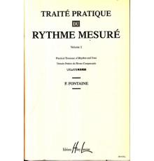 Traité Pratique du Rythme Mesuré