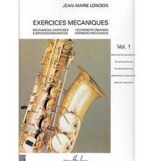 Exercices Mecaniques Vol. 1