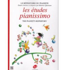 Les Etudes Pianissimo