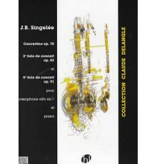 Concertino Op. 78, Solos Nº3 Op. 83 et
