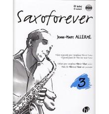 Saxoforever Vol.3   CD