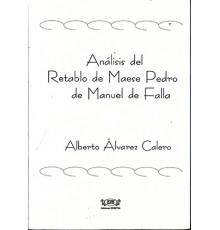 Análisis del Retablo de Manuel de Falla