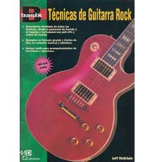 Basix. Técnicas de Guitarra Rock   CD