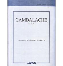 **Cambalache. Tango