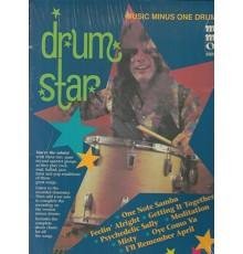 Drum Star   CD (Music Minus One)