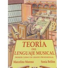 Teoría del Lenguaje Musical 1º Profesion