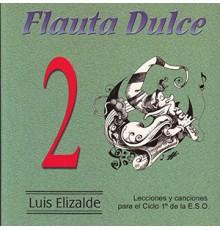 Flauta Dulce 2º   CD