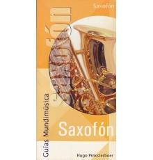 Saxofón-Guías Mundimúsica