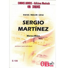 Sergio Martínez. Marxa Mora