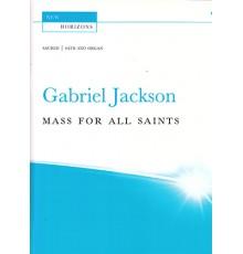 Mass for All Santis/ Vocal Score