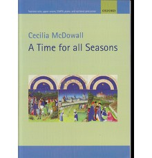 A Time for all Seasons/ Vocal Score