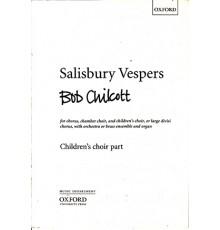 Salisbury Vespers Children?s Part