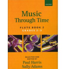 Music Through Time Flute Book 2 Grades 2