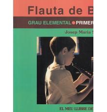 Flauta de Bec Grau Elemental.Primer Curs