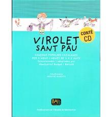 Virolet Sant Pau   CD