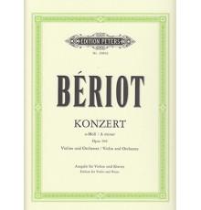 Konzert A minor Op. 104/ Red.Pno.