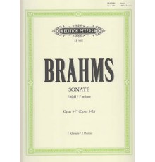 Sonate in F minor Op. 34 bis