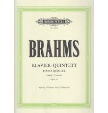 Quintett F-Moll Op.34 Für Klavier, 2 Vio