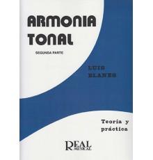 Armonía Tonal Vol. 2 Teoría y Práctica