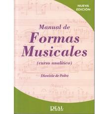 Manual de Formas Musicales. Nueva Edici