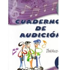 Cuadernos Audición G. Medio 1   CD  Alum
