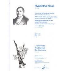 A la Portée du Jeune Clarinettiste.Vol.4