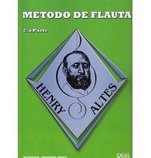 Método de Flauta 2ª Parte