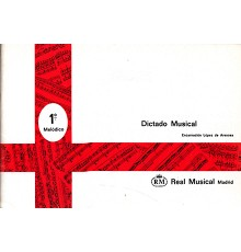 Dictado Musical Melódico Vol. 1