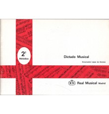 Dictado Musical Melódico Vol. 2