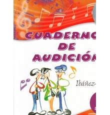 Cuadernos Audición Vol. 1º Alumno    CD
