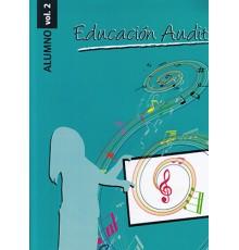 Educación Auditiva Alumno Vol. 2   CD