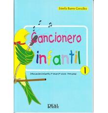 Cancionero Infantil V.1
