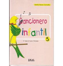 Cancionero Infantil V.5