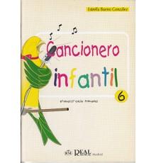 Cancionero Infantil V.6