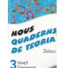 Nous Quaderns de Teoria Vol.3