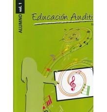 Educación Auditiva Alumno Vol. 1   CD