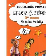 Music & M. Alumno 3 Curso   DVD Castella