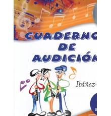 Cuadernos Audición Vol. 2º Alumno    CD