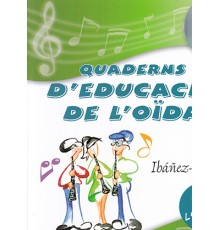 Quaderns Ed.Oida Vol. 2 Alumne   CD