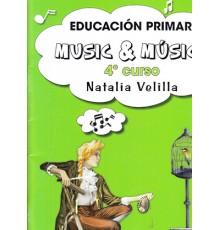 Music & M. Alumno 4 Curso   DVD Castella