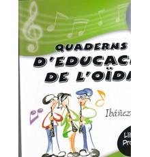 Quaderns Ed.Oida Vol. 2 Professor   CD