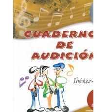 Cuadernos de Audición Vol. 4º Nueva Ed.