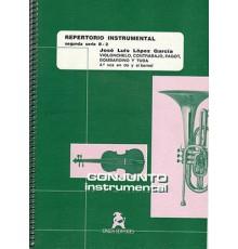 Repertorio Inst. Serie B-2. Violonchello