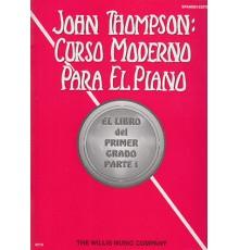 Curso Moderno para Piano Grad. I Parte I