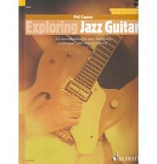 Exploring Jazz Guitar   CD